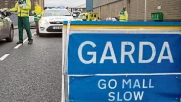 Gardaí launch October Bank Holiday road safety campaign