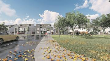 New Donegal town development