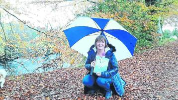 How a Donegal wood inspired a fledgeling writing career