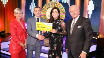 Donegal Mother Wins €40,000 on Winning Streak TV gameshow just weeks after giving birth to a son