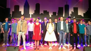 Donegal Town's AVS present West Side Story