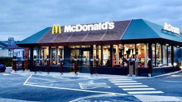 Better queue up early as McDonald's Drive Thru reopens today