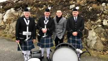 GALLERY: Carter and the High Kings conquer Sliabh Liag in Donegal
