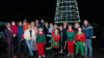 Ireland's biggest Christmas tree is back - in Donegal!