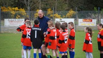 New manager in place at division four side Urris
