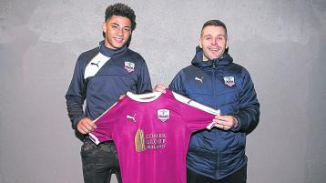 Finn Harps to receive compensation from transfer of Mikey Place to Galway United