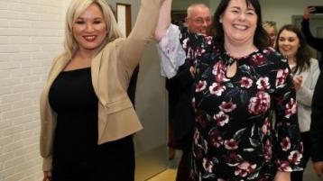 Michelle Gildernew retains border constituency seat
