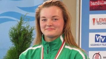 Mona McSharry tops in 100m Breaststroke finals in Swim Ireland Short Course Championships
