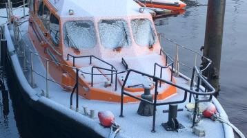 Donegal lifeboat takes to the sea to assist fishing boat that broken down