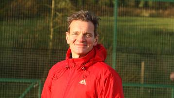 LISTEN: A superb performance today - Raphoe Hockey coach Vincent Devenney