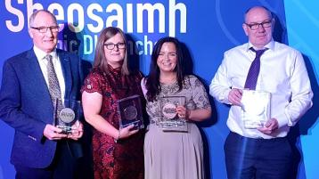 Irish language awards handed out to ten Donegal clubs