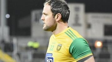 PRACTICE, PRACTICE, PRACTICE . . . Michael Murphy's advice to young Moville footballer