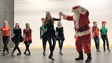 See GALLERY: Santa as Gaelige i nDún na nGall inniu