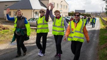 Donegal getting ready National Walks Day