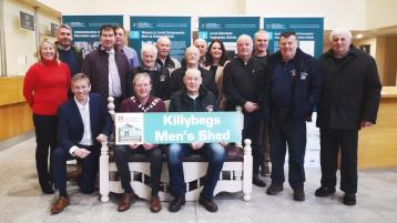 Killybegs Men's Shed