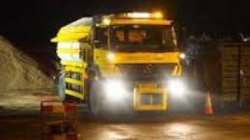Donegal roads to be be gritted tonight