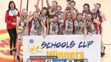 Donegal school wins National Under-16B Girls Schools Cup Final in style