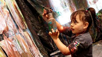 Have you ideas to help Donegal's children and young people to be creative?