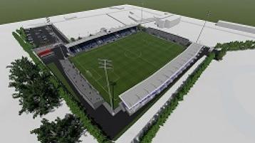 Finn Harps stadium project is far from dead - Board of Donegal club gets an update