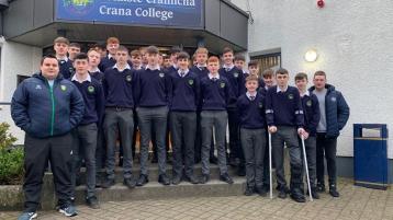 Buncrana soccer schoolboys defeat reigning All-Ireland champions