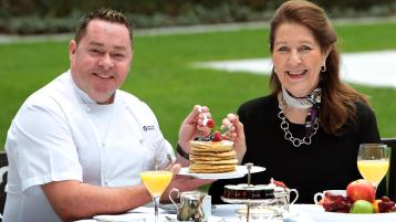 Donegal flying the flag for Ireland's best breakfast