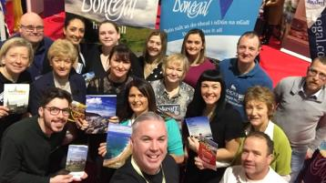 Donegal to be represented at Holiday World Show 2020 in Dublin