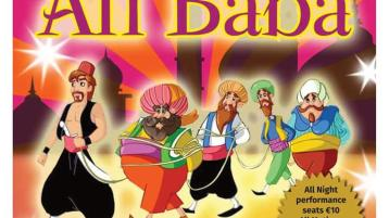 Ali Baba panto