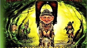 A wonderful night of events in Amharclann Ghaoth Dobhair in store le Leipreacháin an phóta mhóir