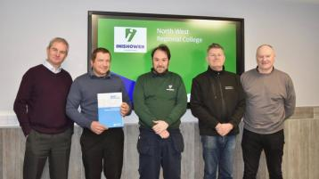 Donegal engineering company enters into cross-border collaboration project