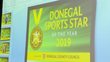 Full house again for Donegal Sports Star Awards on Friday night in Mount Errigal Hotel, Letterkenny
