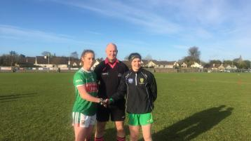 Donegal Ladies lose out narrowly in first game of Lidl Ladies League against Mayo