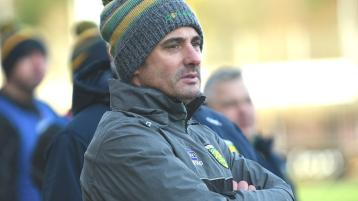 LISTEN: Donegal hurling manager Mickey McCann gives reaction after defeat to Armagh in opening league game