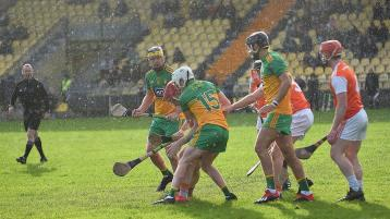 FULL TIME RESULT: Goals the difference as Donegal hurlers losing opening league game to Armagh