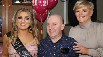 PIC SPECIAL: Nicole Doherty celebrates her 21st birthday