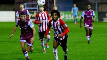 Derry City invited to take part in a small tournament in a bid to restart the League of Ireland season