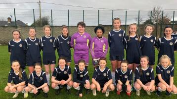 Donegal Women's League U-13s come out in top in the FAI Gaynor Cup Group against Inishowen