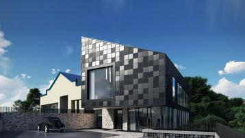 Innovative new Donegal Enterprise Hub in stunning location gets green light