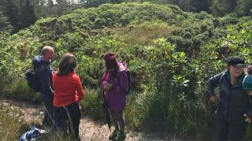 Call out for communities to participate in free 'Leave No Trace' training