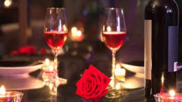 Valentine's Day, is your gut ready for a romantic dinner date?
