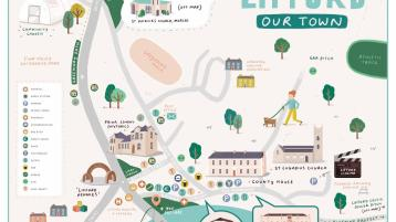 New map of Lifford to be launched tomorrow