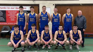 Donegal Town Basketball Club win again to stay top of the table