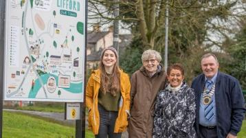Lifford's new streetmap points the way forward