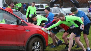 Storm Dennis leads to strength and conditioning taking on a new meaning at Glenmore Ten Mile event