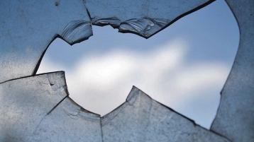 Broken window source Pixabay
