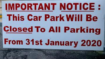 Popular Donegal car park not likely to reopen any time soon