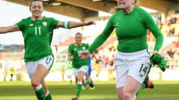 Barrett included in Ireland women's Euro qualifiers squad