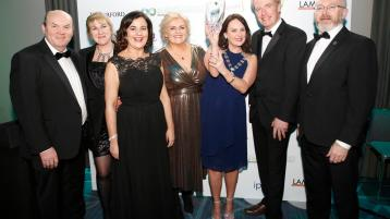 Donegal Connect wins gold at the All-Ireland community and council awards ceremony