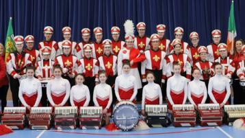 GALLERY: St Catherine's Accordion Band are heading to the Big Apple