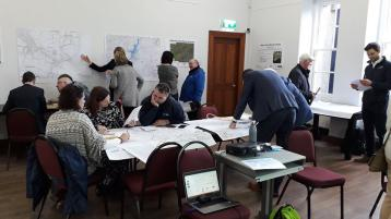 Huge interest in flood consultation event in Lifford