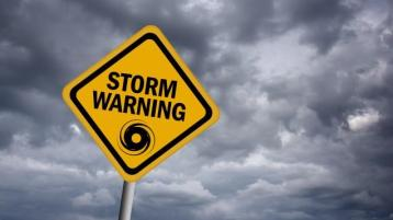 Road Safety Alert – Orange and Yellow weather warnings issued for Storm Jorge